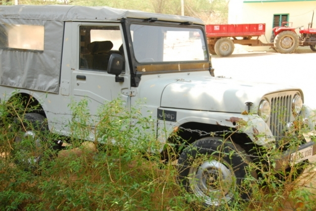 Mahindra Jeep MM 540 DP