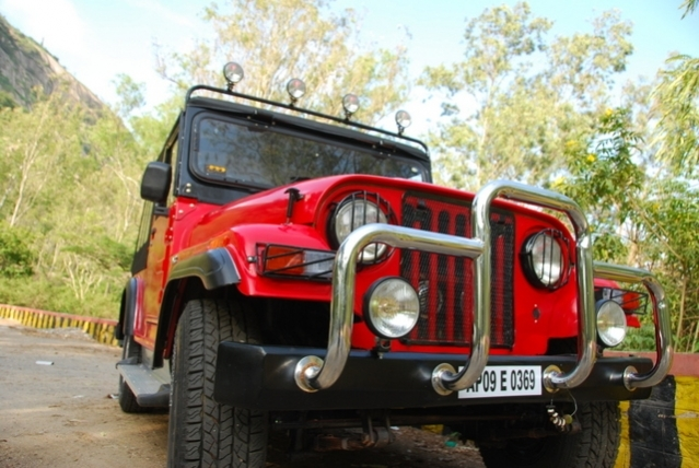 MM 540 Jeep price